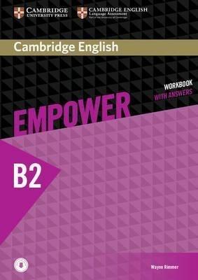 Cambridge English Empower Upper Intermediate Workbook / Робочий зошит