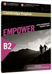 Cambridge English Empower Upper Intermediate Teacher's Book / Підручник для вчителя