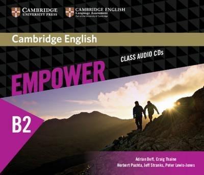 Cambridge English Empower Upper Intermediate Class Audio CDs / Аудіо диск