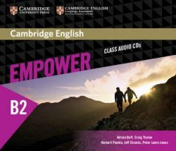 Cambridge English Empower Upper Intermediate Class Audio CDs / Аудіо диск