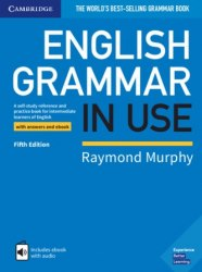 English Grammar in Use Fifth Edition Intermediate with answers and Interactive eBook / Граматика