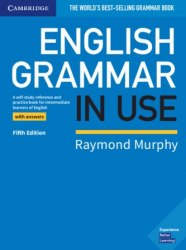 English Grammar in Use Fifth Edition Intermediate with answers / Граматика