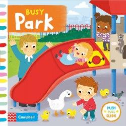 Busy Park / Книга з рухаючими елементами