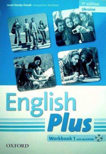 English Plus 1 Workbook Ukraine / Робочий зошит