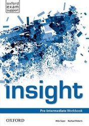 Insight Pre-Intermediate Workbook Oxford University Press