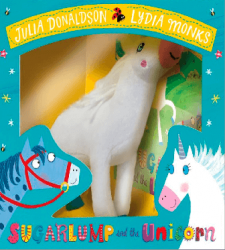 Sugarlump and the Unicorn Book and Toy Gift Set Pan MacMillan