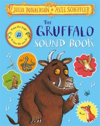 The Gruffalo Sound Book Pan MacMillan