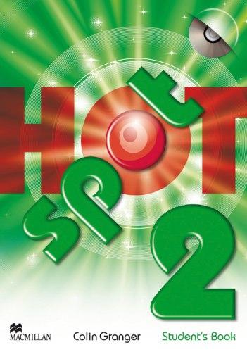 Hot Spot 2 Student's Book with CD-ROM / Підручник для учня
