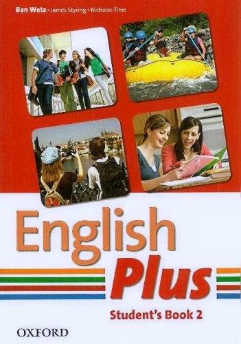 English Plus 2 Student's Book / Підручник для учня
