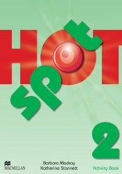 Hot Spot 2 Activity Book / Робочий зошит