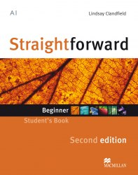 Straightforward (2nd Edition) Beginner Student's Book / Підручник для учня