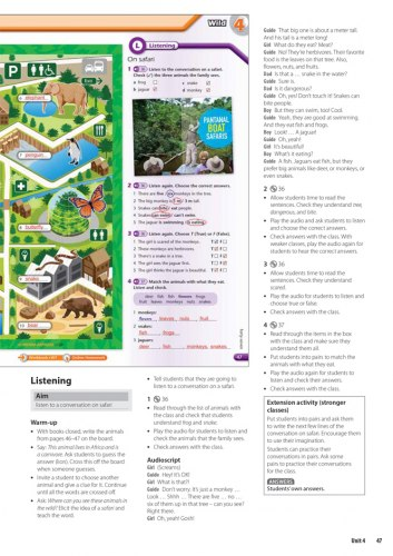 Metro 1 Teacher's Book / Підручник для вчителя