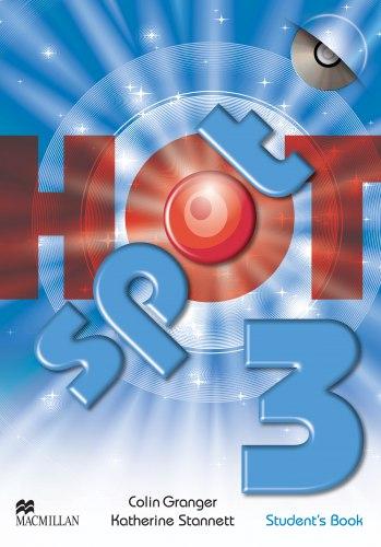 Hot Spot 3 Student's Book with CD-ROM / Підручник для учня