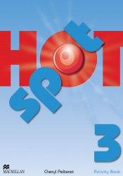 Hot Spot 3 Activity Book / Робочий зошит