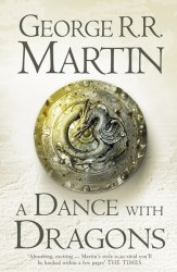 A Dance With Dragons (Book 5 ) George R. R. Martin / Hardcover