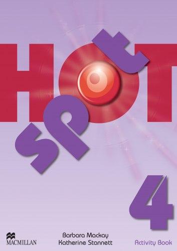 Hot Spot 4 Activity Book / Робочий зошит