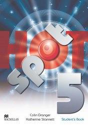 Hot Spot 5 Student's Book / Підручник для учня