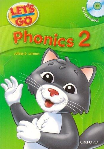 Let's Go 2 Phonics Book with CD / Підручник для учня