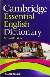 Cambridge Essential English Dictionary Second Edition / Словник
