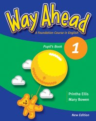 Way Ahead New Edition 1 Pupil's Book with CD-ROM / Підручник для учня