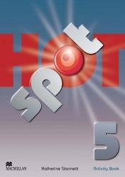 Hot Spot 5 Activity Book / Робочий зошит