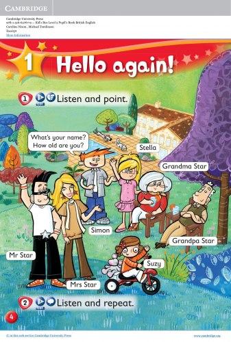 Kid's Box Updated Level 2 Pupil's Book British English / Підручник для учня