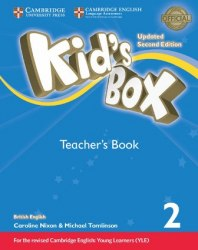 Kid's Box Updated Level 2 Teacher's Book British English / Підручник для вчителя