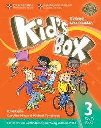 Kid's Box Updated Level 3 Pupil's Book British English / Підручник для учня