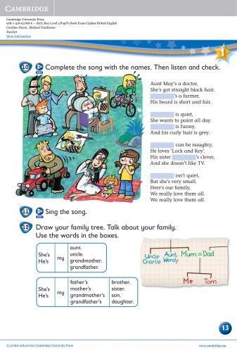 Kid's Box Updated Level 3 Pupil's Book British English / Підручник для учня