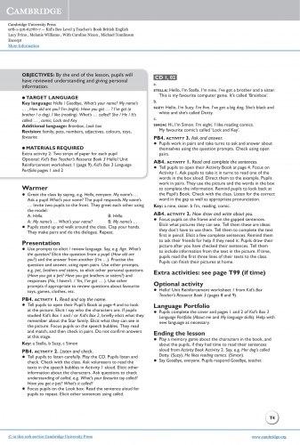 Kid's Box Updated Level 3 Teacher's Book British English / Підручник для вчителя