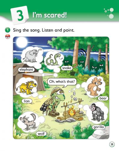 The English Ladder 1 Pupil's Book / Підручник для учня