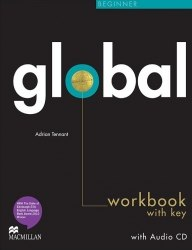 Global Beginner Workbook with key with Audio CD / Робочий зошит