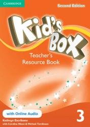 Kid's Box Second Edition 3 Teacher's Resource Book with Online Audio / Ресурси для вчителя