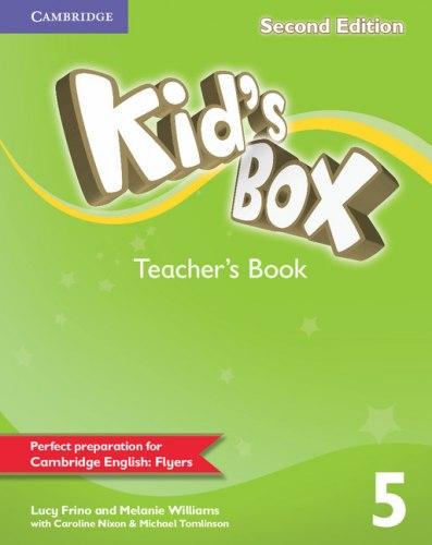 Kid's Box Second Edition 5 Teacher's Book / Підручник для вчителя
