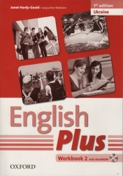 English Plus 2 Workbook Ukraine / Робочий зошит