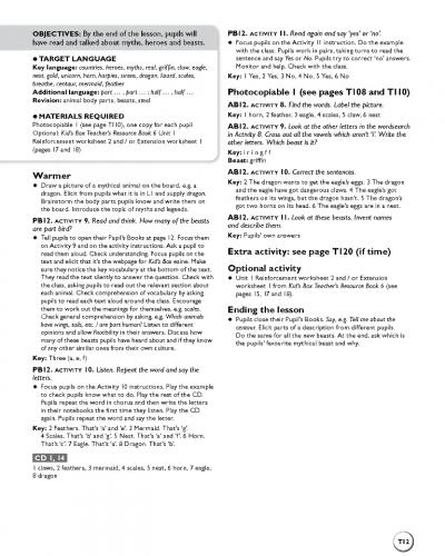 Kid's Box Second Edition 6 Teacher's Book / Підручник для вчителя