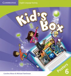 Kid's Box Second Edition 6 Posters / Плакати