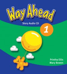 Way Ahead New Edition 1 Story Audio CD / Аудіо диск