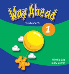 Way Ahead New Edition 1 Teacher's Book Audio CD / Аудіо диск