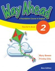 Way Ahead New Edition 2 Teacher's Book / Підручник для вчителя