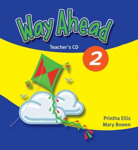Way Ahead New Edition 2 Teacher's Book Audio CD / Аудіо диск