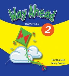 Way Ahead New Edition 2 Teacher's Book Audio CD / Аудіо диск