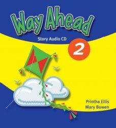 Way Ahead New Edition 2 Story Audio CD / Аудіо диск