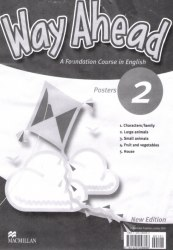 Way Ahead New Edition 2 Posters / Плакати