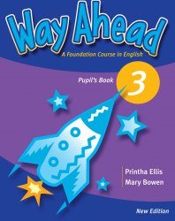 Way Ahead New Edition 3 Pupil's Book with CD-ROM / Підручник для учня