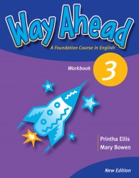 Way Ahead New Edition 3 Workbook / Робочий зошит