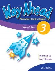 Way Ahead New Edition 3 Teacher's Book / Підручник для вчителя