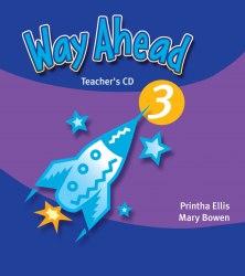 Way Ahead New Edition 3 Teacher's Book Audio CD / Аудіо диск