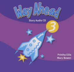 Way Ahead New Edition 3 Story Audio CD / Аудіо диск
