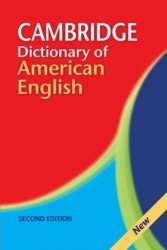 Cambridge Dictionary of American English Second Edition / Словник